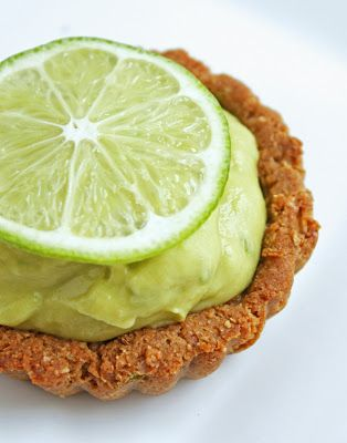 Easy Keto Lime Tarts - a hit with the entire family!