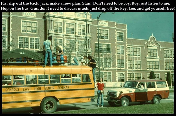 Denver East High School 1981