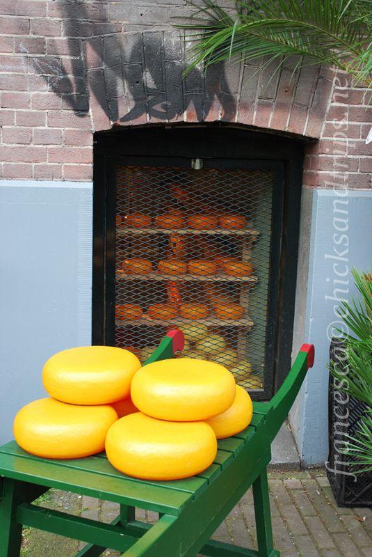Kaas in Amsterdam