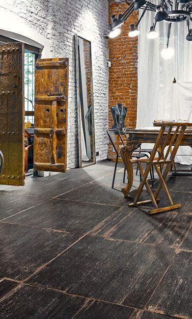 3 foot square ceramic floor tile (Ceramica Sant'Agostino - CERAMIC FLOOR & WALL TILES # Blendart)