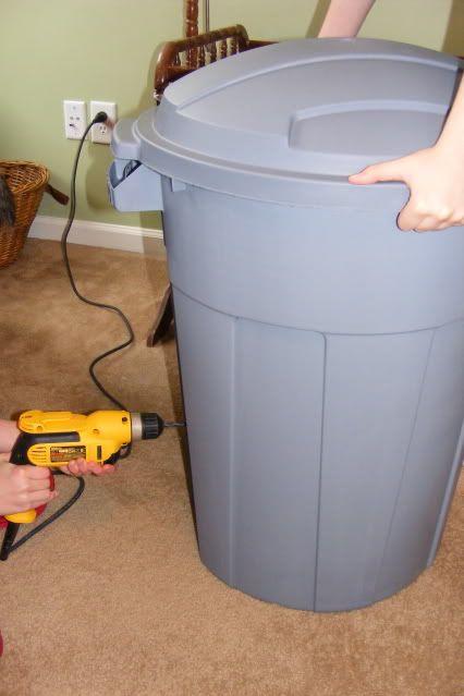 DIY compost easy