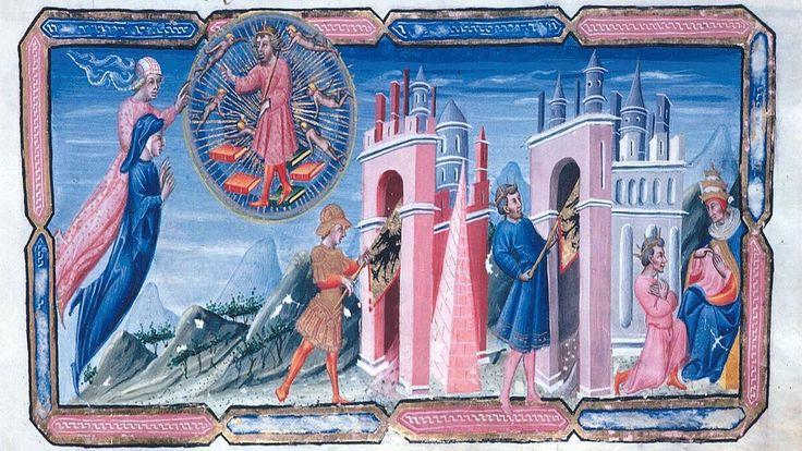 http://tito0107.livejournal.com/279391.html Юстиниан рассказывает историю Римской империи
