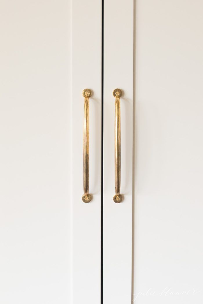 Pin On Home Design And Decor, Brass Cabinet Pulls And Knobs