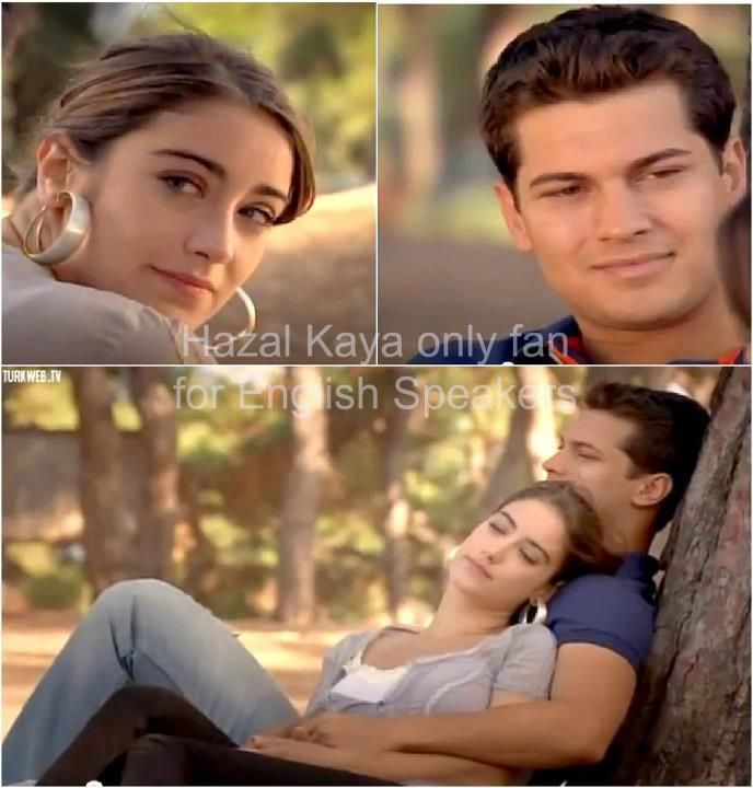 Episode 26: Emir ve Feriha under the Tree Scene  Feriha: What can I do Emir? How will I be able to survive losing you Emir?..(speaking to herself, while he is asleep) Emir: Why didn't you wake me up? Feriha: Because, I liked watching you asleep  Emir: What time is it now? Did the Taksi call? Feriha: Yes, they called, but i didn't want to answer. Emir: Yes, it's such a beautiful day that we don't want it to end.  Feriha: now it will be much longer, than we anticipated.