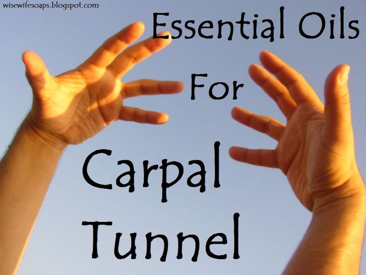 How to soothe carpal tunnel with essential oilsAfter talking with my sister-in-law today, I learned how debilitating carpal tunnel can be. I never realized how much it could impair people from doin…