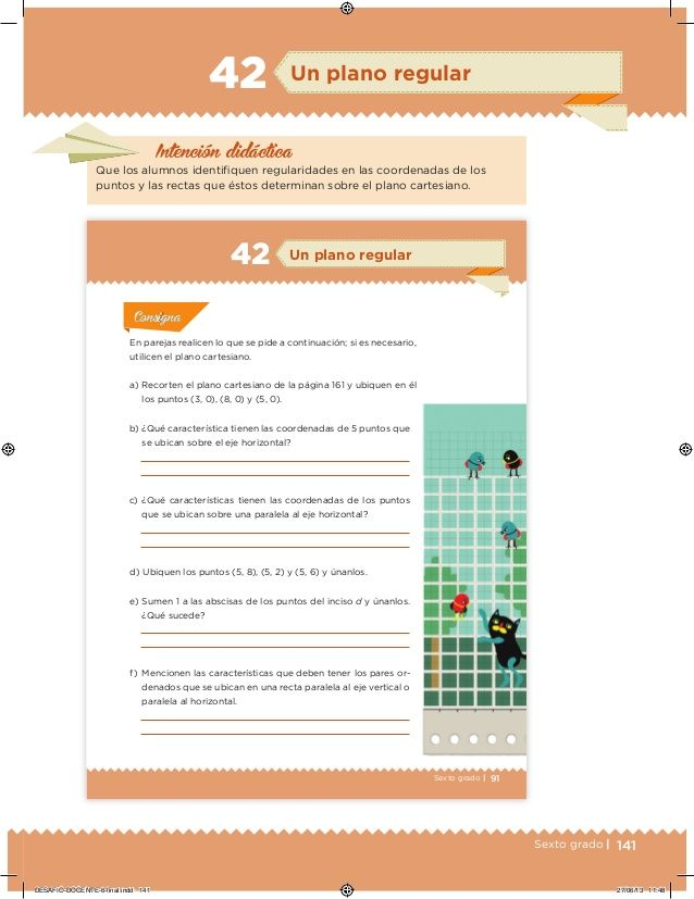 Desafios Matematicos Sexto Grado Apoyo Para El Docente