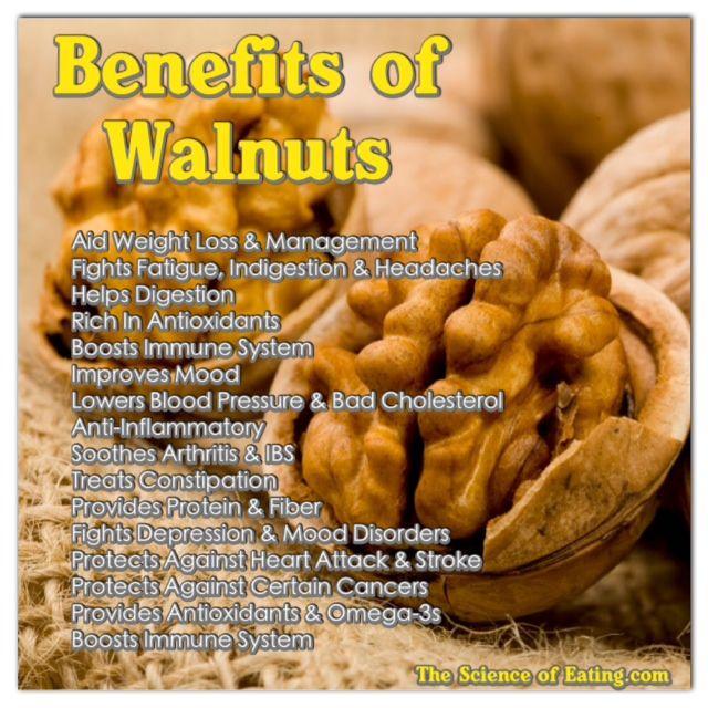 7 Health Benefits of Walnuts - NDTV Food
