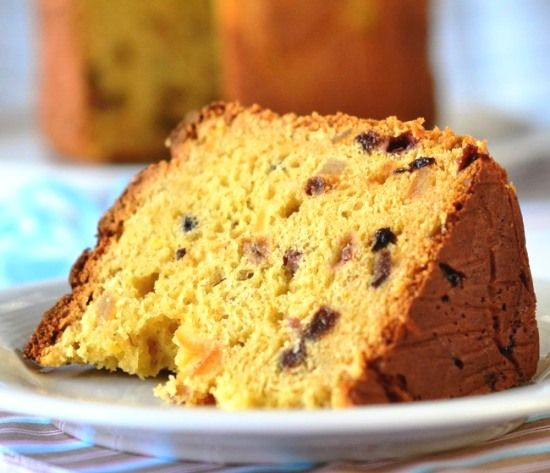 кулич в мультиварке рецепт Russian Tradition -  Easter sweet Bread !!!