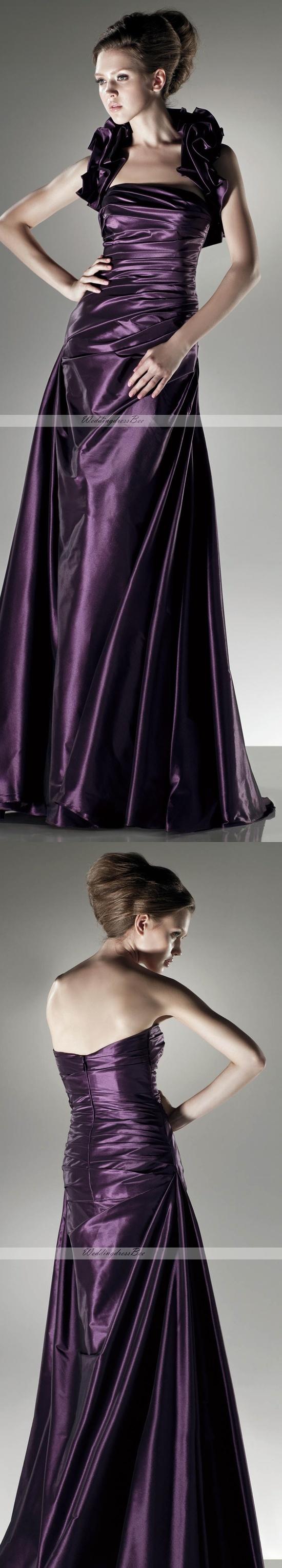 Deep Purple Wedding Dresses : Deep purple wedding dresses gowns cheap