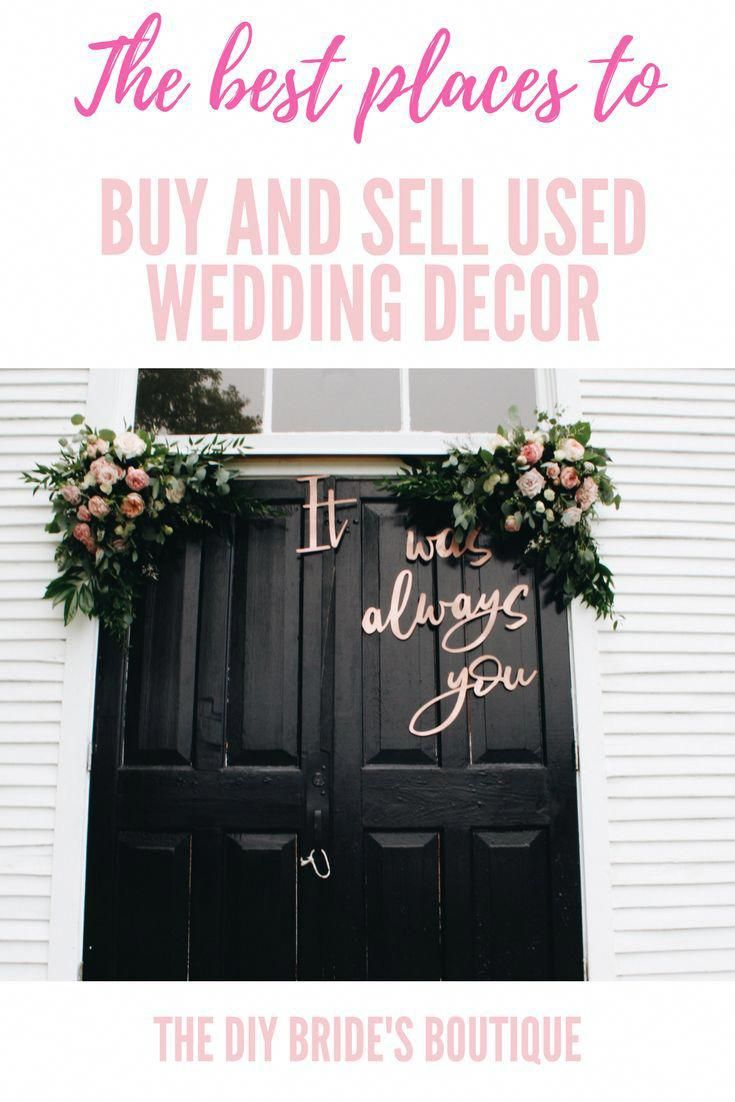 If You Re On A Budget And Struggling With Decorations Or Still Surrounded By Bits Pieces From Your Wedding Then