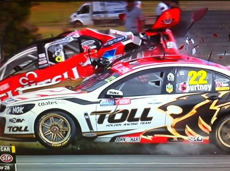 Ouch! Phillip Island 2013