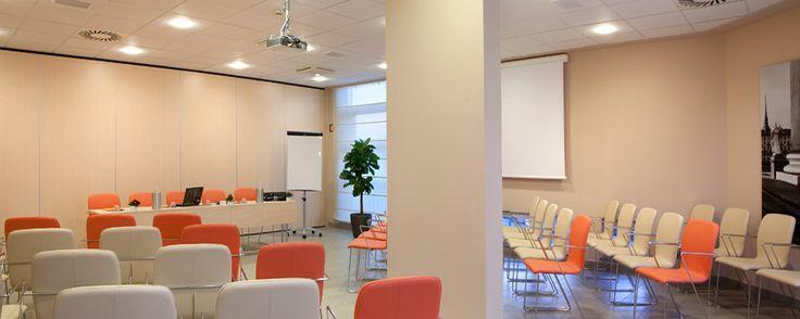 Sala Congressi dell'Hotel San Luigi di #Beinasco #Nettopartners