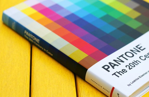 PANTONE: A Color History of the 20th Century | via Brain Pickings: Graphic Design, Gift, Twentieth Century, Colors, Design Color, Design Books, Book Design, Pantone