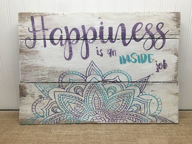 Wooden Signs Home Decor Captivating 1068 Best Pallet Signs Images On Pinterest  Pallet Signs Pallet Review