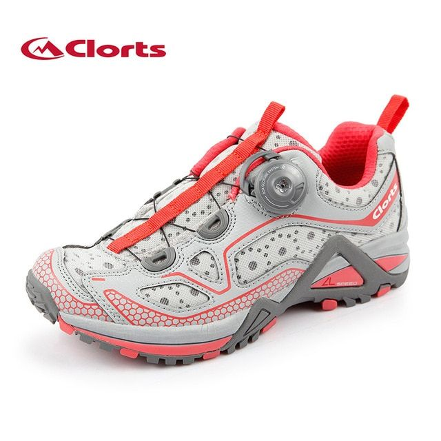 Clorts Women Lightweight Running Shoes Boa Imported Lacing System