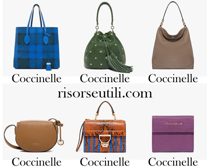 Handbags Coccinelle fall winter 2017 2018 women bags