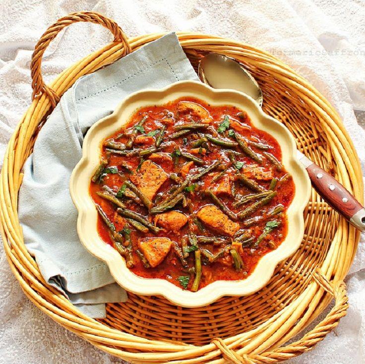 Khoresh-e Loobia Sabz – Green Bean Stew