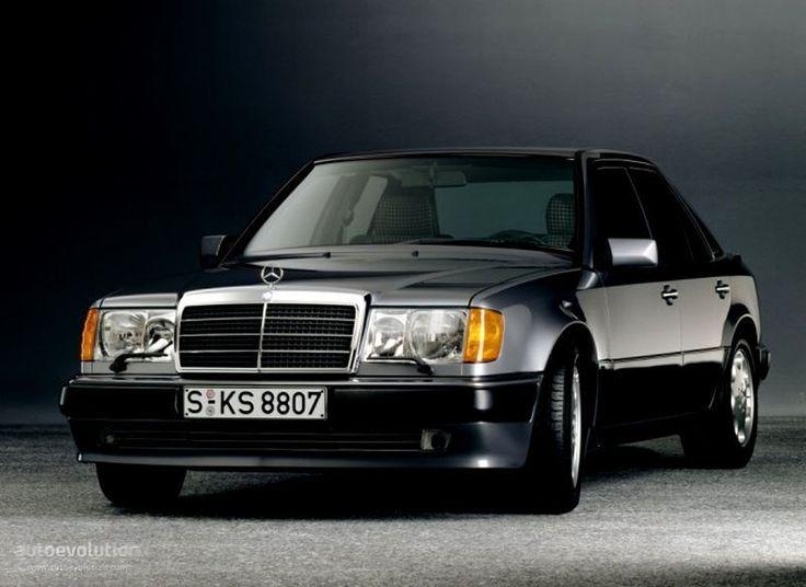 Mercedes 500E W124 1992