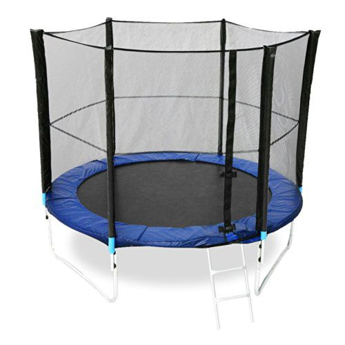 Best 25+ 8ft Trampoline With Enclosure Ideas On Pinterest