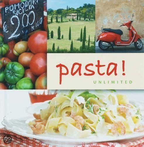 Pasta! Unlimited - Diverse auteurs - 9789059644861.  Pasta - bij het horen van het woord loopt het water al in de mond en wanen we ons op een Italiaans terras. De echte pasta wordt gemaakt van harde tarwe, ook wel... GRATIS VERZENDING IN BELGIË - BESTELLEN BIJ TOPBOOKS VIA BOL COM OF VERDER LEZEN? DUBBELKLIK OP BOVENSTAANDE FOTO!