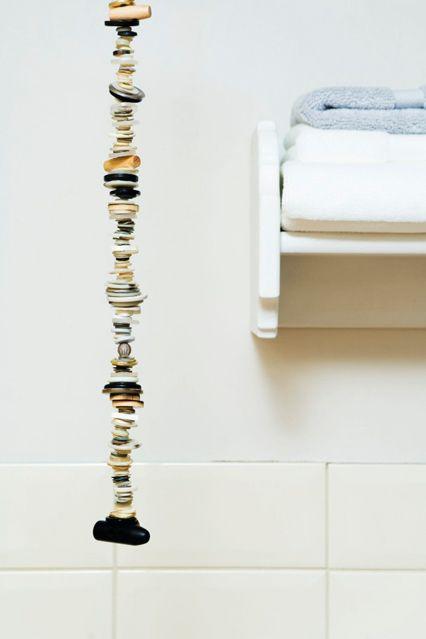 Bathroom Light - Home Repairs - Five Minute Quick Fixes under £5 (houseandgarden.co.uk)#ViewImage