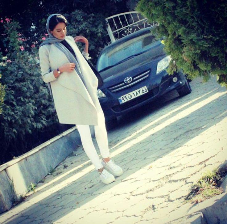 Iranian streetstyle