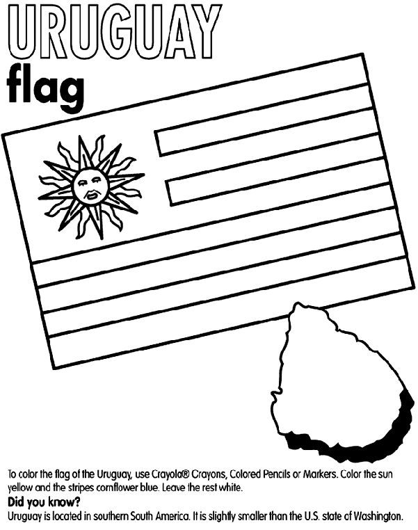 countries coloring pages - photo#42