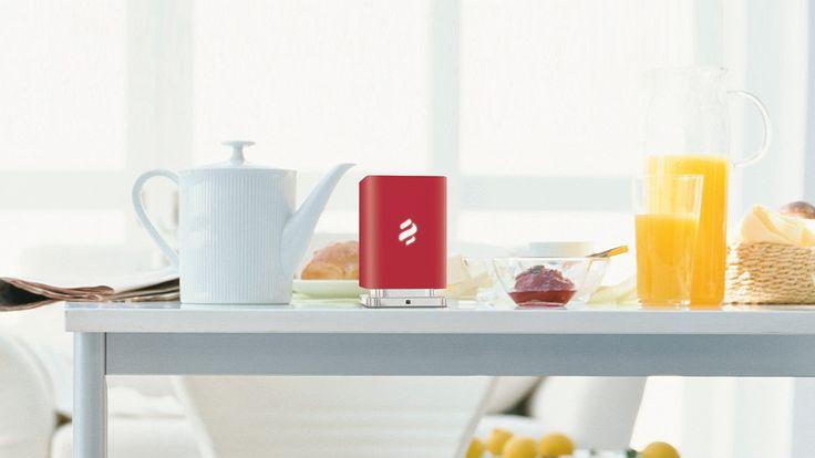 ELICA, Marie #profumatore #red #cialde #diffuser #fragrance #ambiente #odori #kitchen