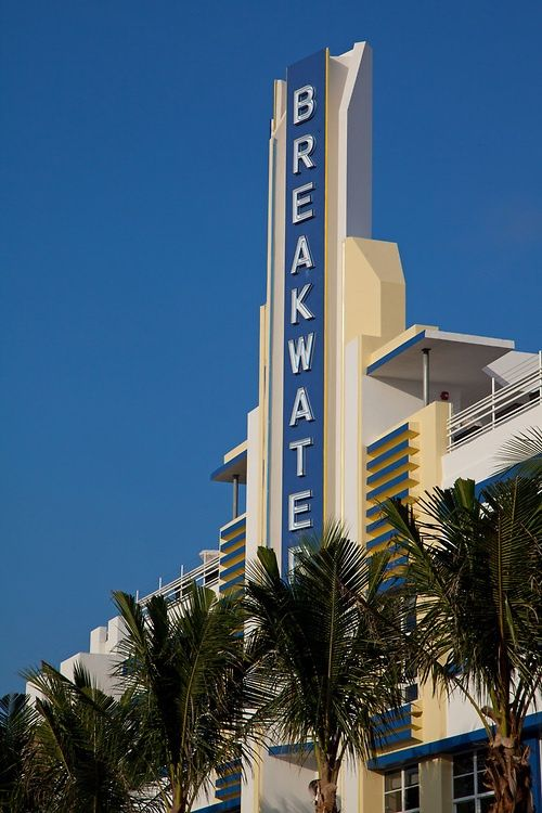 Miami Beach: breakwater hotel ocean drive miami beach Hotels in Ocean Drive!