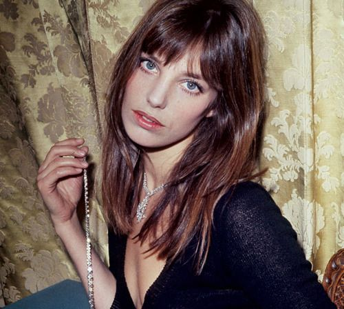 Obsessed with her hair #janebirkin