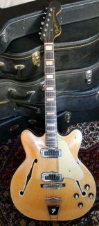 Vintage 1967 Fender Coronado II Blonde inkl.Koffer in Aachen - Aachen-Mitte | Musikinstrumente und Zubehör gebraucht kaufen | eBay Kleinanzeigen