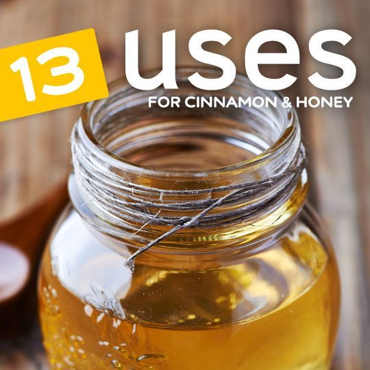 Honey and cinnamon can help with sustained weight loss, and much more…