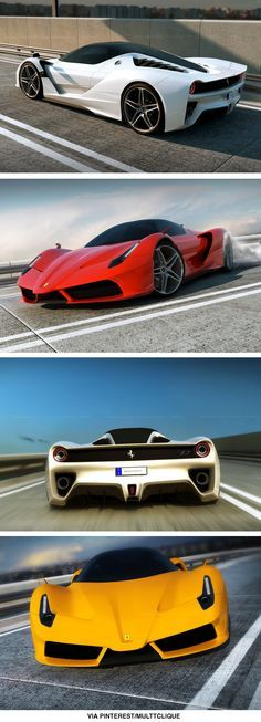 Ferrari F70 V12 Hybrid Concept. Ferrari's flagship Enzo model is coming to an end. Fans of the brand are anxiously awaiting first images of the follow-up model, currently running under the codename F70.