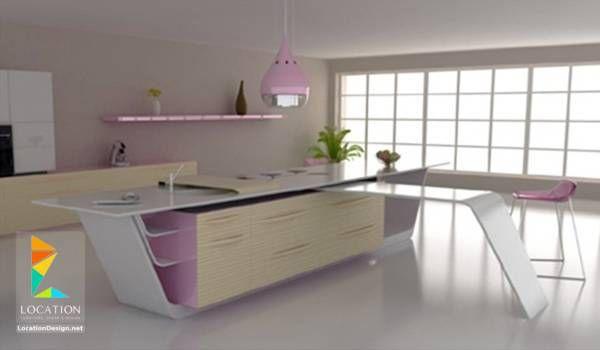 ديكور مطبخ اشكال و الوان مطابخ 2018 2019 Contemporary Kitchen Design Kitchen Concepts Stylish Kitchen