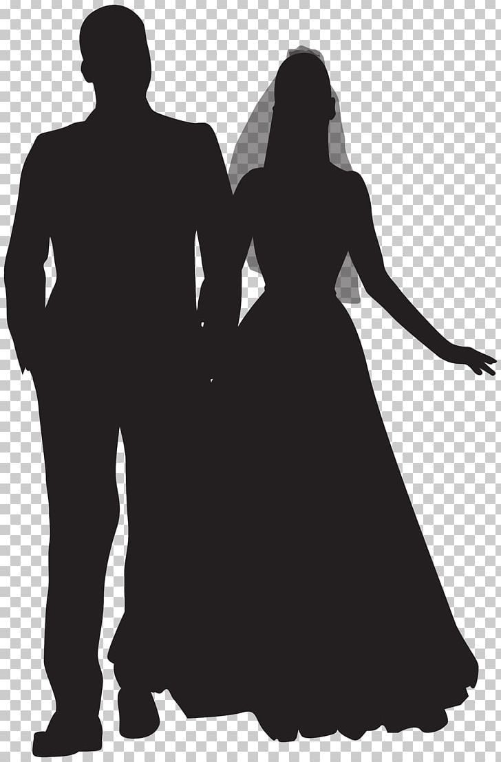 Wedding Couple Png Black Black And White Clip Art Clipart Couple Wedding Couples Couple Shadow Couples