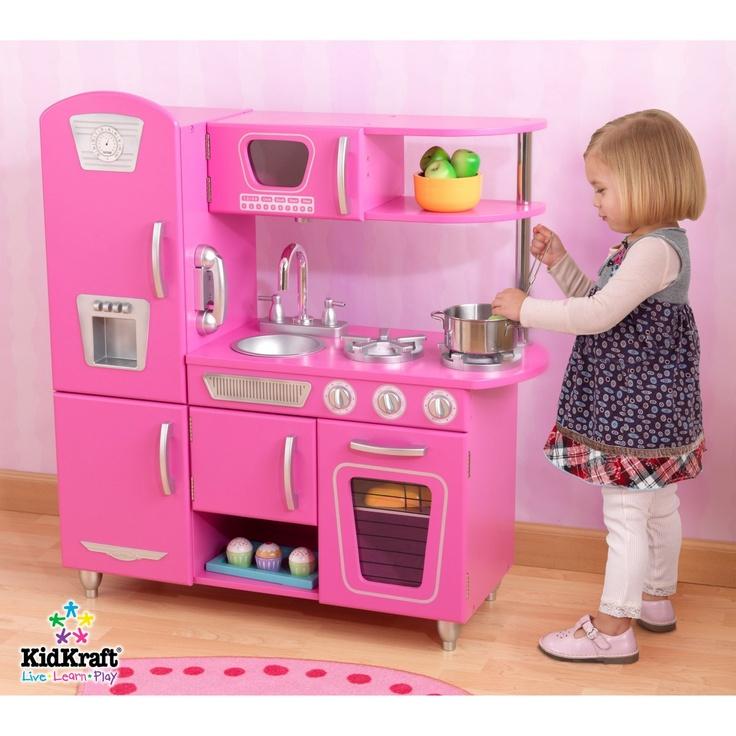 Pink Kitchen For Kids: 28 Best Zoey's Xmas Kitchen Set Images On Pinterest