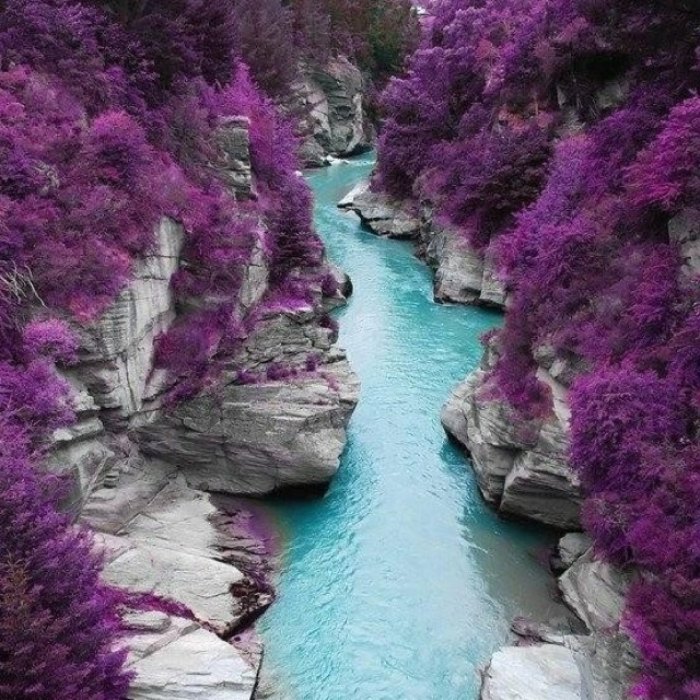 The Fairy Pools in Scotland are one of the world's most beautiful sights. #nature #travel
