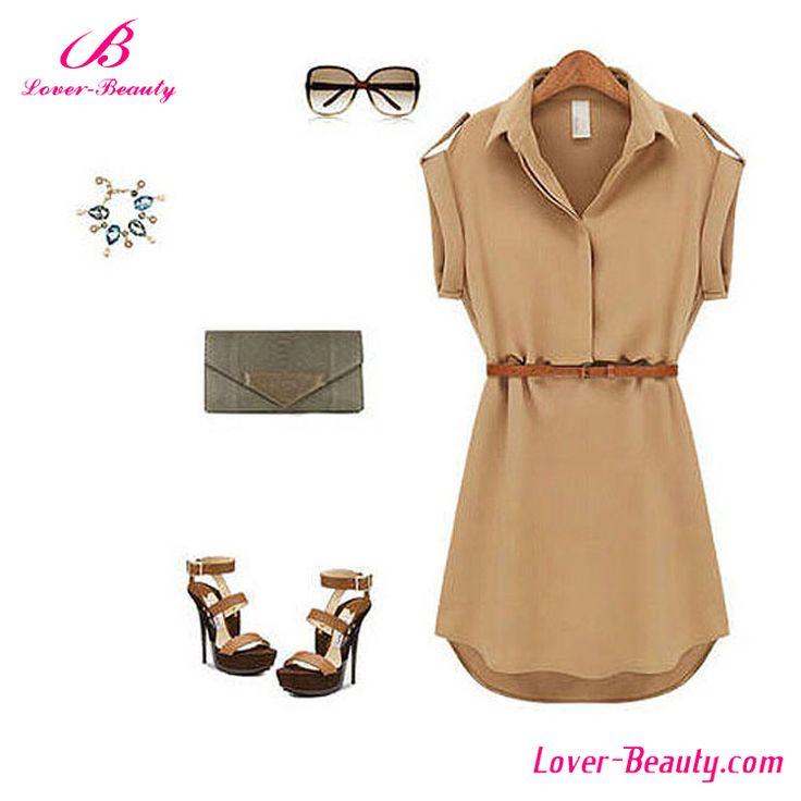 Camisa de Cuello   casual-Identificación del producto:60575967605-spanish.alibaba.com