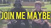 Join Me Maybe (Call Me Maybe Parody)  https://www.youtube.com/watch?v=Ukd_Qy0efHo