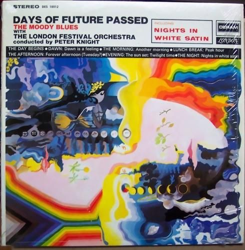 The Moody Blues * Days Of Future Passed