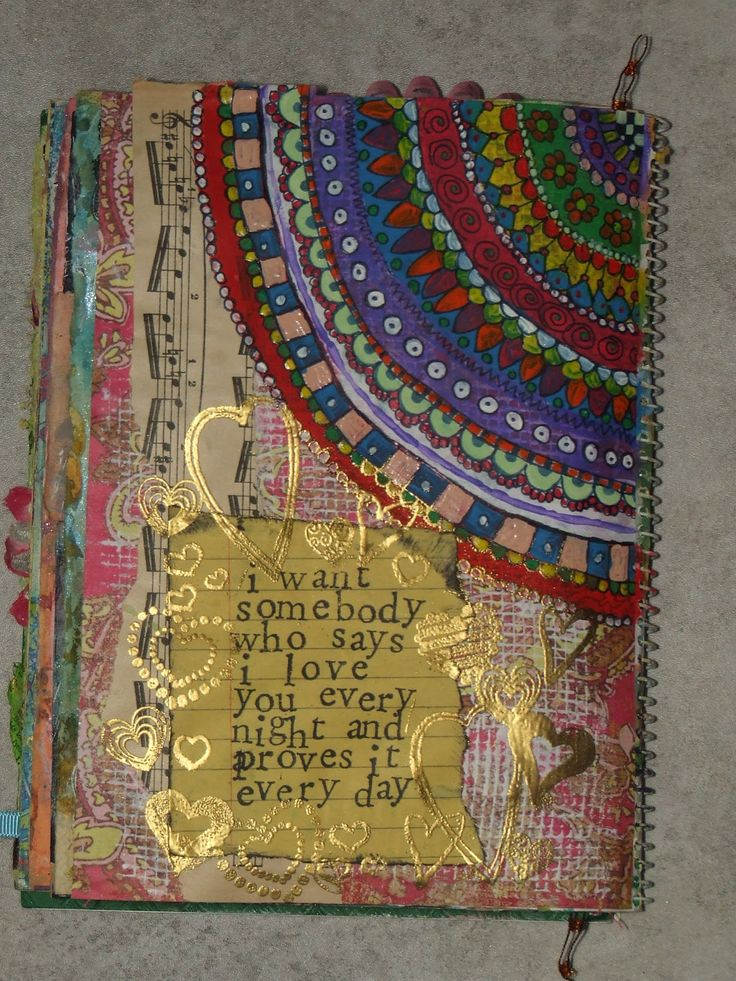 Be Inspired Too: junk journal