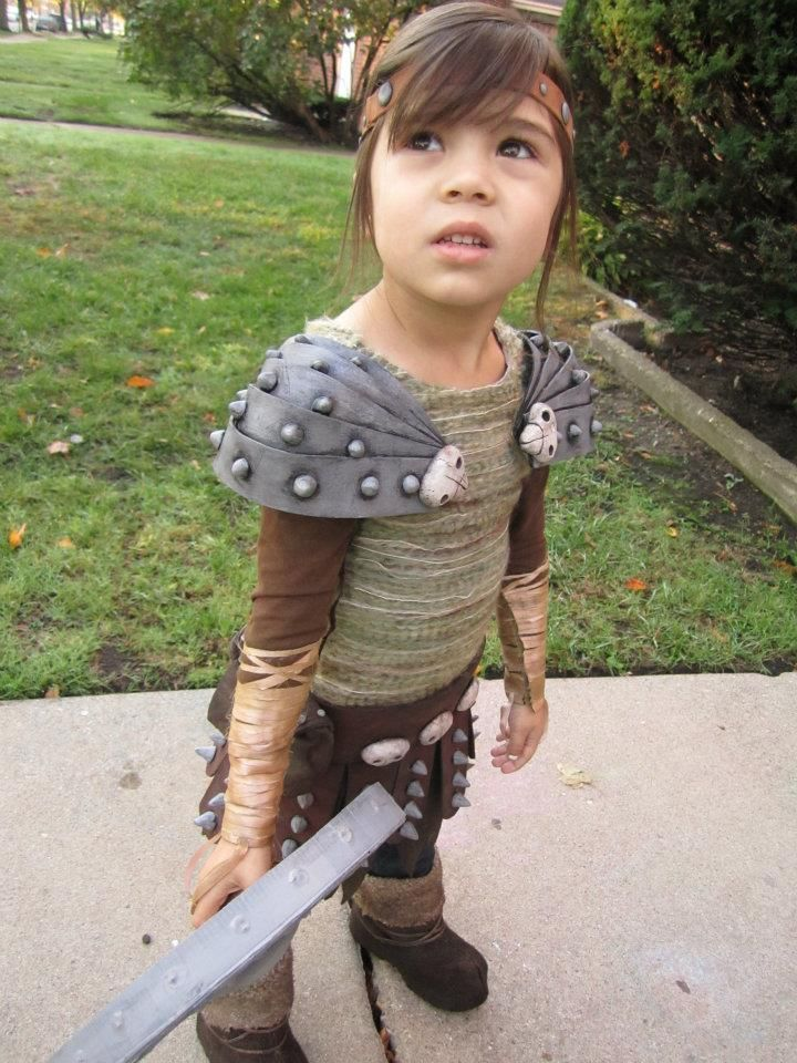 astrids how to train your dragon costume google search - Dragon Toddler Halloween Costume