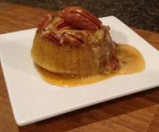 Golden Pecan Steamed Puddings | Official Thermomix Recipe Community