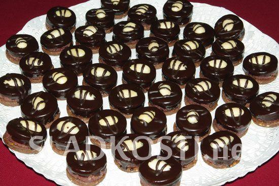 Išlské dortíčky dia