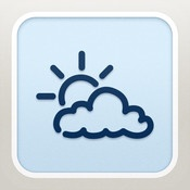 Weather Station Pro  By Toopia    Turn your iPad into a beautiful weather station and check weather conditions and forecasts at your current location and other locations worldwide.