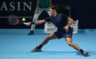 Blog Esportivo do Suíço: Federer vence e reencontra Nadal após 22 meses na final do ATP da Basileia