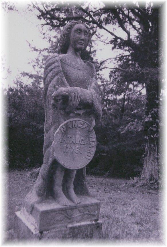 nan'yehi images | Beloved Woman of the Cherokee - Nancy Ward c. 1738-1824