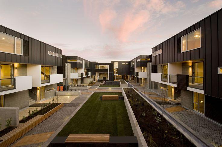 Wilton Close / Cymon Allfrey Architects