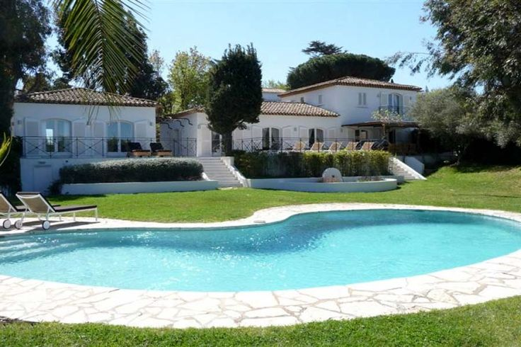 Villa Robin for holiday rental in the #South of France, #StTropez
