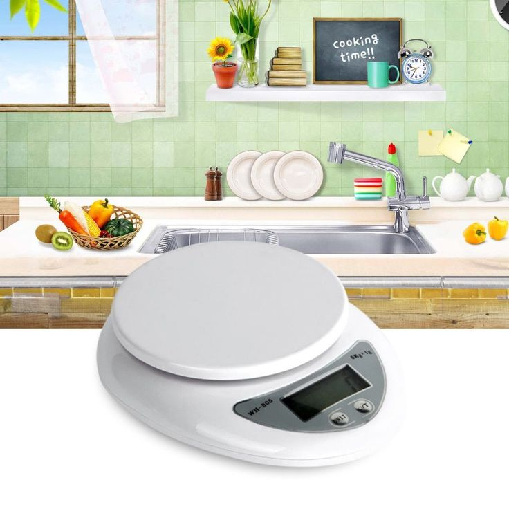 Digital Kitchen Electronic Scale